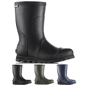 Womens Sorel Joan Rain Short Winter Rain Snow Rubber Wellingtons Boots