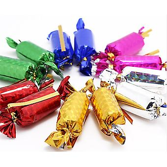 Colorful Candies of Christmas decoration-12 PCs