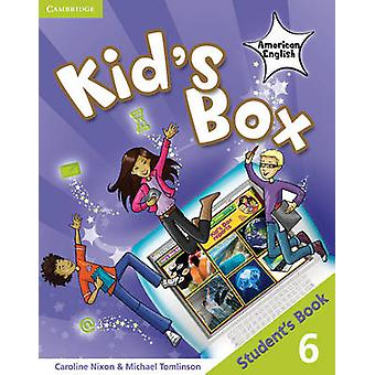 Kid's Box American English Level 6 Student's Book - Student's book 6 b