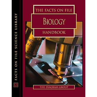 De feiten over bestand biologie handboek door de Diagram Group - 97808160458