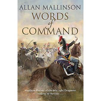 Ord av befaller av Allan Mallinson - 9780857502520 bok