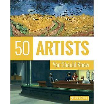 50 artistes vous devez savoir (nouvelle édition) par Thomas Koster - 978379138