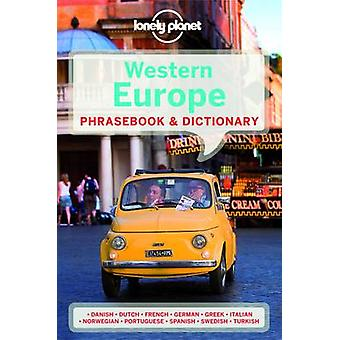 Lonely Planet Western Europe Phrasebook & Dictionary (5th Revised edi