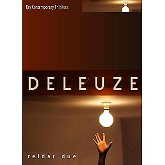 Deleuze (Key Contemporary Thinkers)