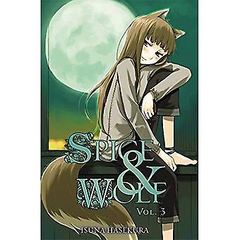 Spice and Wolf: v. 3