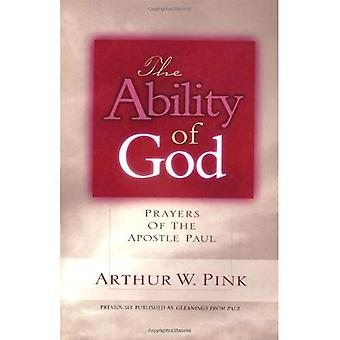 Ability of God: Prayers of the Apostle Paul