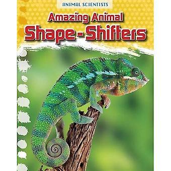 Utrolig dyr form-Shifters (dyr forskere)