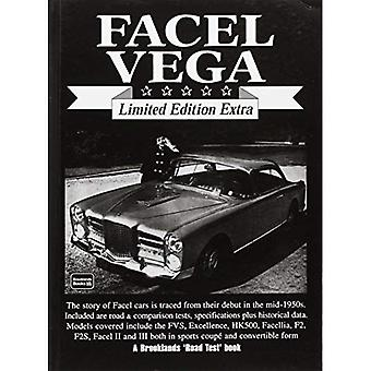 Facel Vega (Brooklands Road Test Limited Edition Extra) (Brooklands Road Test Limited Edition Extra) [Special Edition]