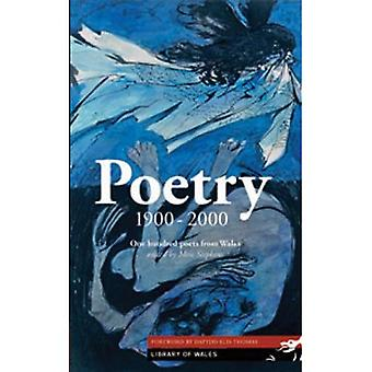 Poetry 1900-2000 (Library of Wales) (Library of Wales) (Library of Wales)