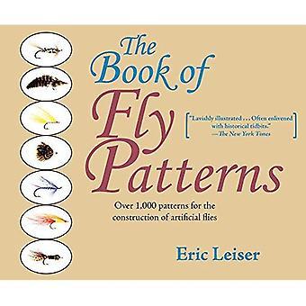 Książki wzorów: ponad 1000 wzorów do budowy sztucznych much