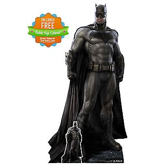 Batman Justice League Lifesize kartong utklipp / Standup