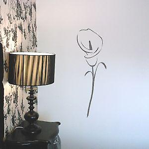 LILLY WALL ART STICKER