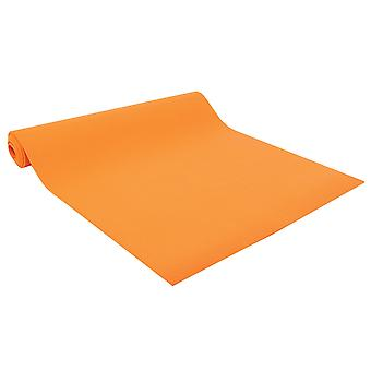 Fitness-verrückten Studio Yogamatte 4,5 mm - Orange