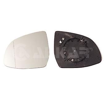 Lado esquerdo do passageiro espelho de vidro (aquecido) & Holder para BMW X5 2013-2019