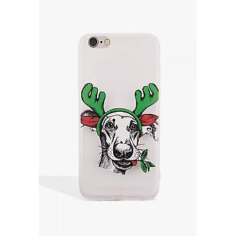 Little Mistress Accessories Reindeer Case Iphone 6