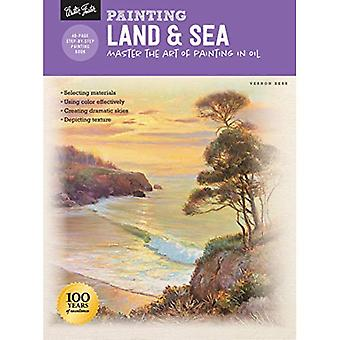 Painting: Land & Sea: Master the art of painting� in oil (How to Draw & Paint)