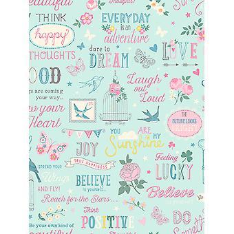 Inspirations Wallpaper Rasch