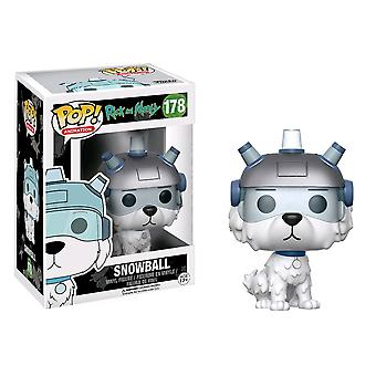 Rick and Morty Snowball Pop!