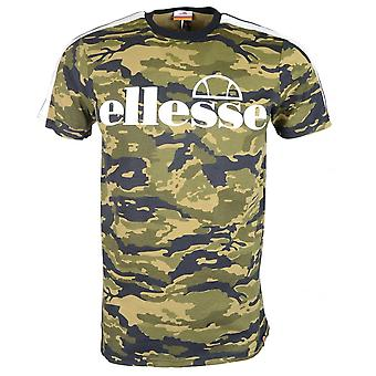 Ellesse Livenza Camo Cotton T-shirt