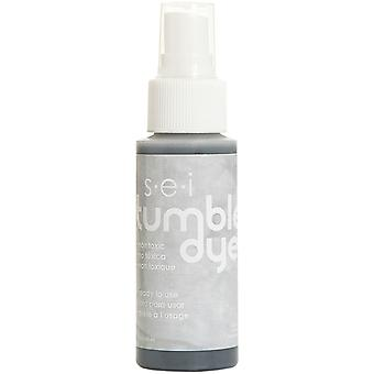 Tumble Dye Craft & Fabric Spray 2Oz Grey Td6 158