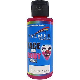 Face & Body Paint 2oz-Magenta 5600036-4