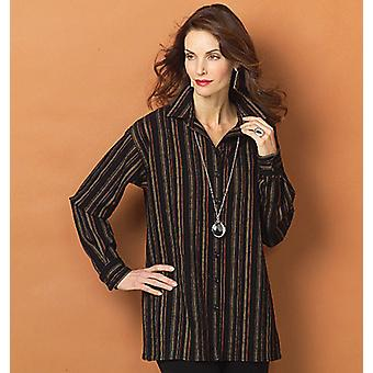 Misses' Misses' Petite Very Loose  Fitting Shirt  6  8  10 Pattern V7700  060