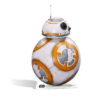 BB-8 Droid Star Wars The Force Awakens Cardboard Cutout / Standee / Standup