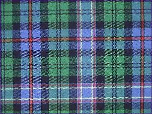 Schottlands nationale Antike - Pure Wool Tartan