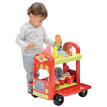 Smoby Food Truck (Toys , Home And Professions , Professions)