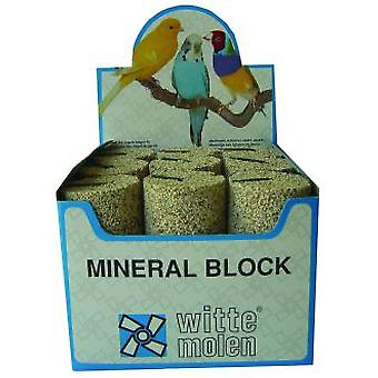 Witte Molen Bloq. Mineral Peq/Fino (Birds , Supplements)