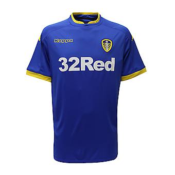 2016-2017 Leeds United Kappa Away Football Shirt