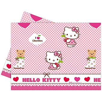 Hello Kitty Tischdecke 120 x 180 cm