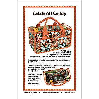 Patterns By Annie-Catch All Caddy PBA-225