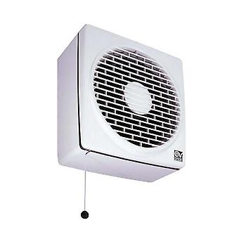 Window fan Vario 150/6 with pull cord max. 380 m³/h