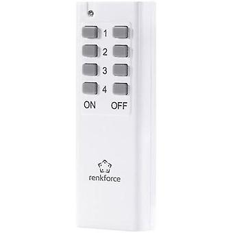 Cordless remote control Indoors Renkforce 1208459