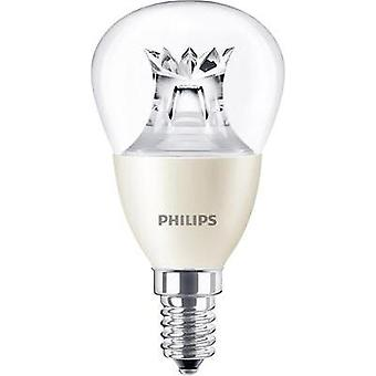 LED (monochrome) Philips 230 V E14 6 W = 40 W Warm