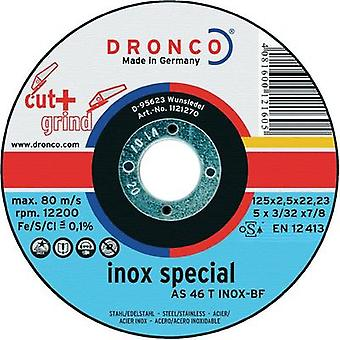 Separation and roughing disk AS 46 T INOX Cut+Grind Dronco 1113270-100