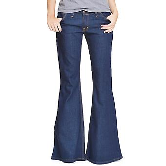 Bellbottom Wide Flared Jeans