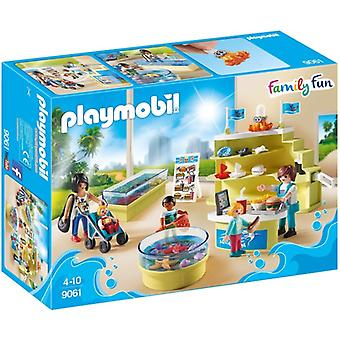 Playmobil Family Fun Aquariumshop