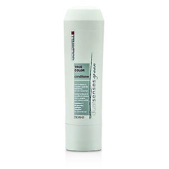 Goldwell Dual Senses Green True Color Conditioner (For Color-Treated Hair) 200ml/6.7oz