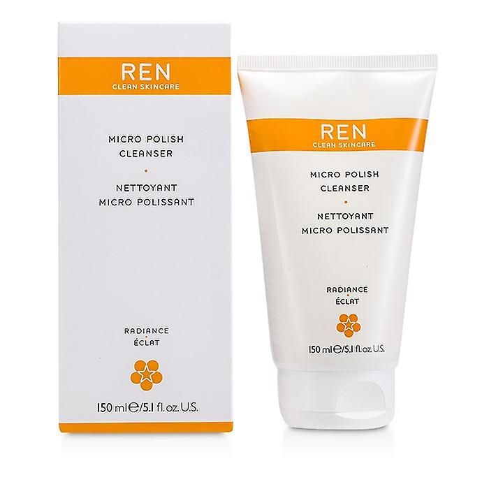 Ren Micro Polish Cleanser (Utom Sensitive Skin) 150ml / 5.1oz