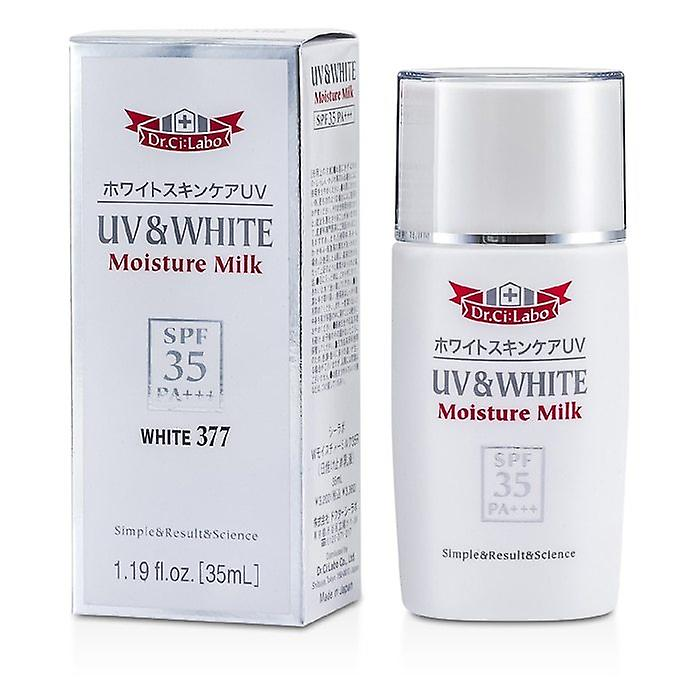 Dr. Ci:Labo UV & White Moisture Milk SPF 35 PA+++ 35ml/1.19oz
