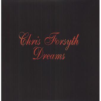 Chris Forsyth - drømme [Vinyl] USA importerer