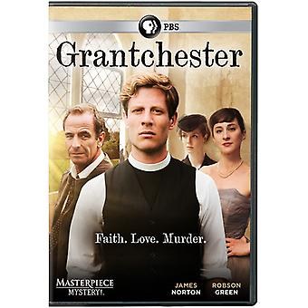 Masterpiece Mystery: Grantchester [DVD] USA import
