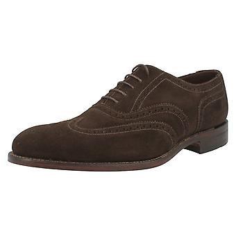 Mens Loake Evolution Line Smart Brogues Bailey