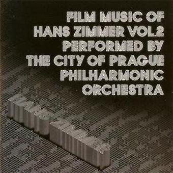 Film Music of Hans Zimmer Vol. 2 by The City Of Prague P