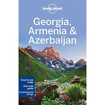 Lonely Planet Georgia Armenia & Azerbaijan (Travel Guide) (Paperback) by Lonely Planet Jones Alex Masters Tom Maxwell Virginia Noble John