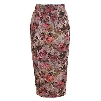 Love2Dress Floral Pencil Skirt