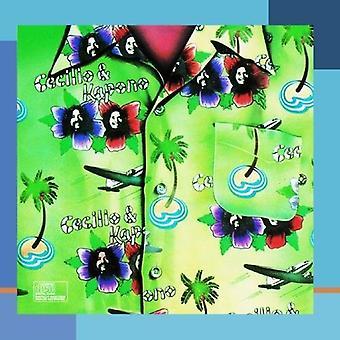 Cecilio & Kapono - importação EUA Cecilio & Kapono [CD]