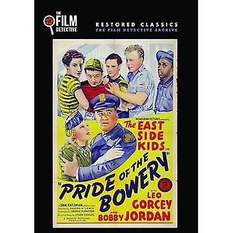 Pride of the Bowery [DVD] USA import